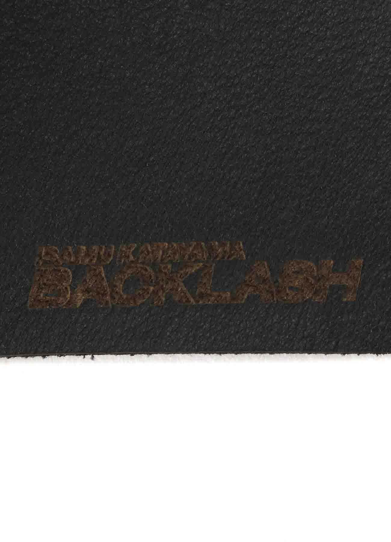 BACKLASH Deerskin Leather Mask
