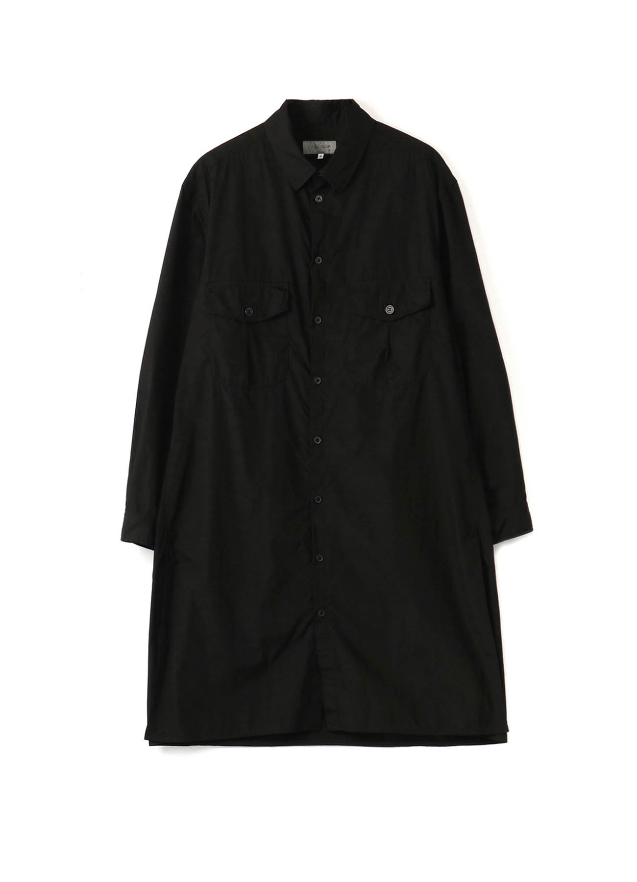 CHAIN STITCH BROAD GATHER SHIRT