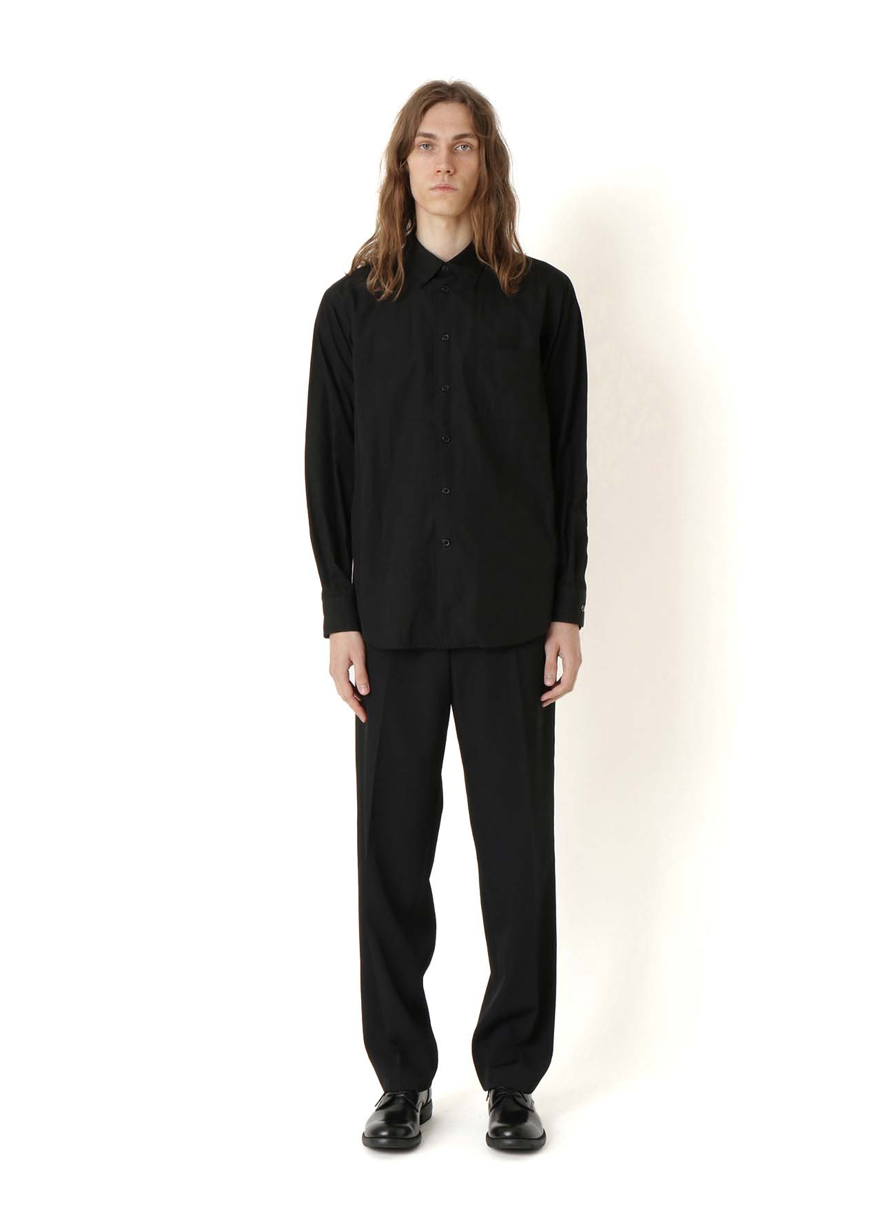 COSTUME D'HOMME 4 DIMENSION MOTION CUTTING COLLAR SHIRT