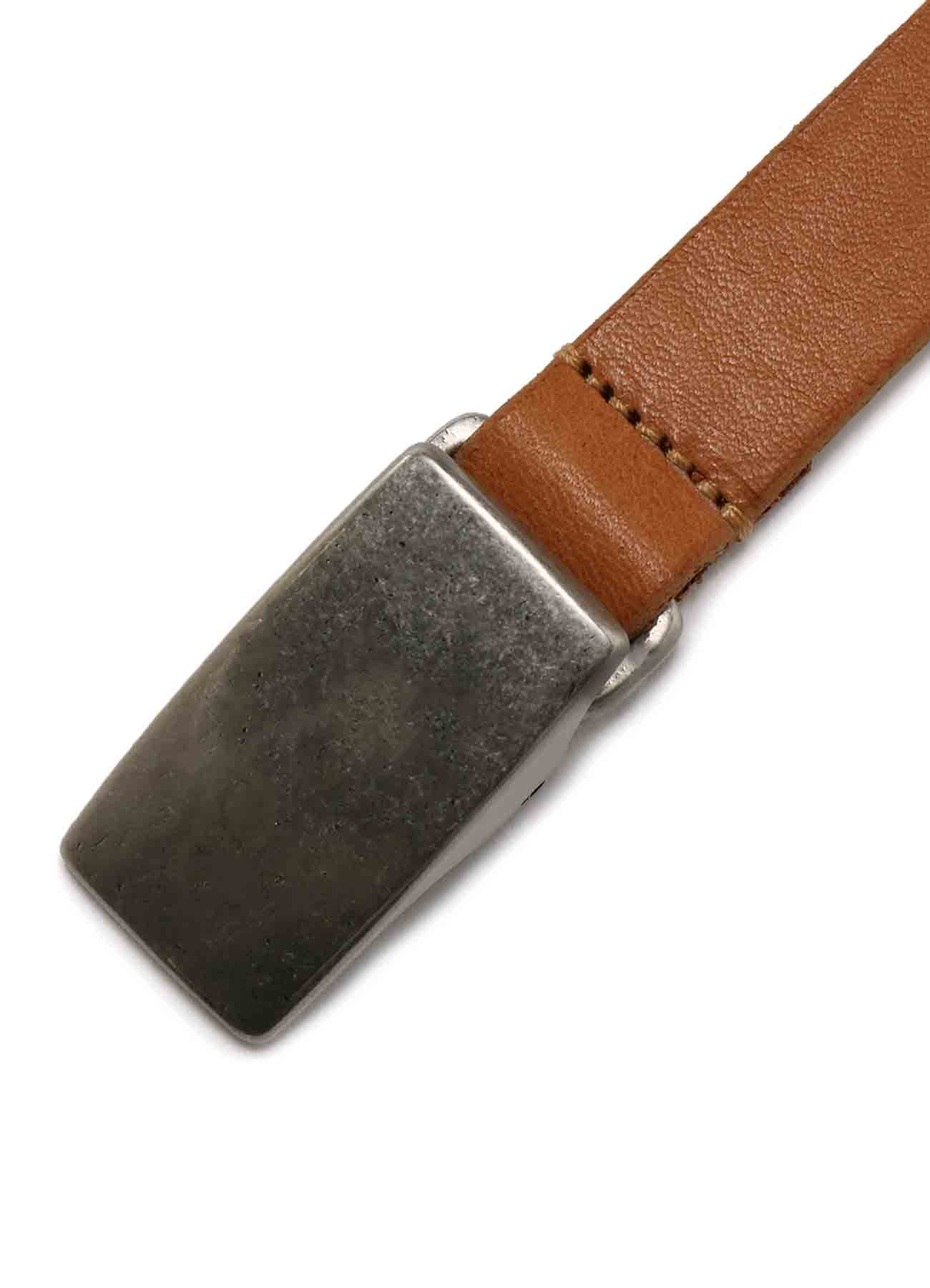 THICK SOFT LEATHER 18MM FREE BELT