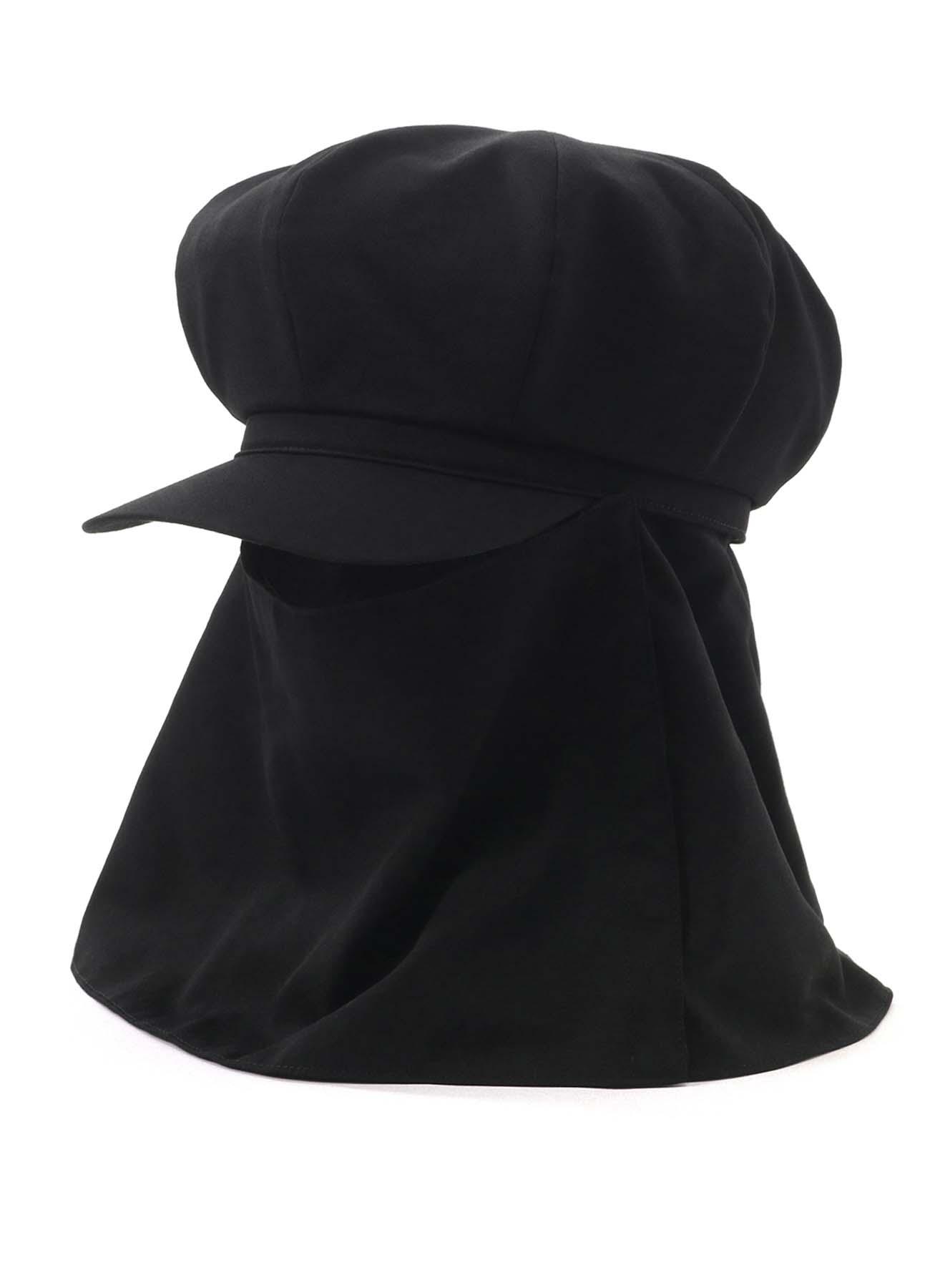 GABARDINE DUST PROOF NEWSBOY CAP