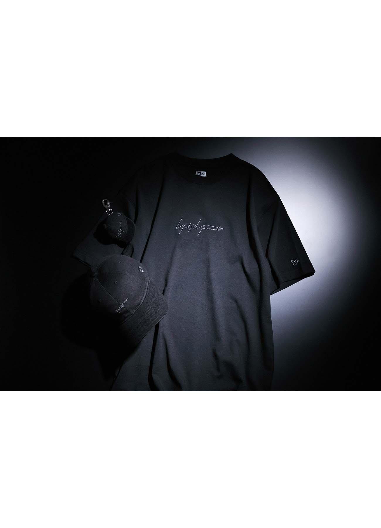 Yohji Yamamoto × New Era METALLIC BLACK SIGNATURE 9THIRTY