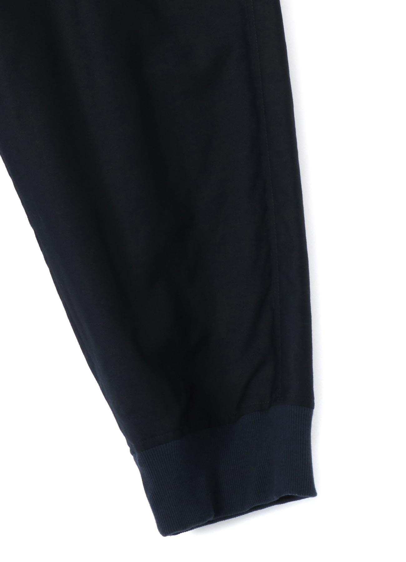 C/TWILL HEM RIB PANTS