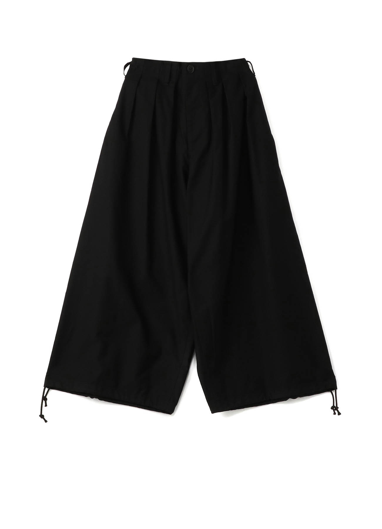 C/TWILL THIN BALLOON PANTS