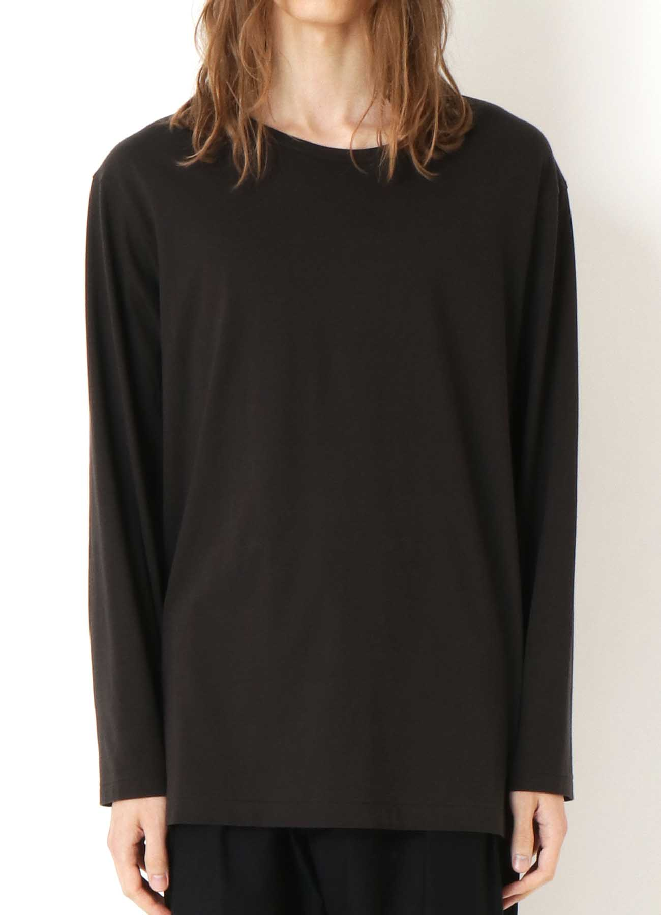 ULTIMA PLAIN STITCH CLASSIC ROUND NECK LONG SLEEVES