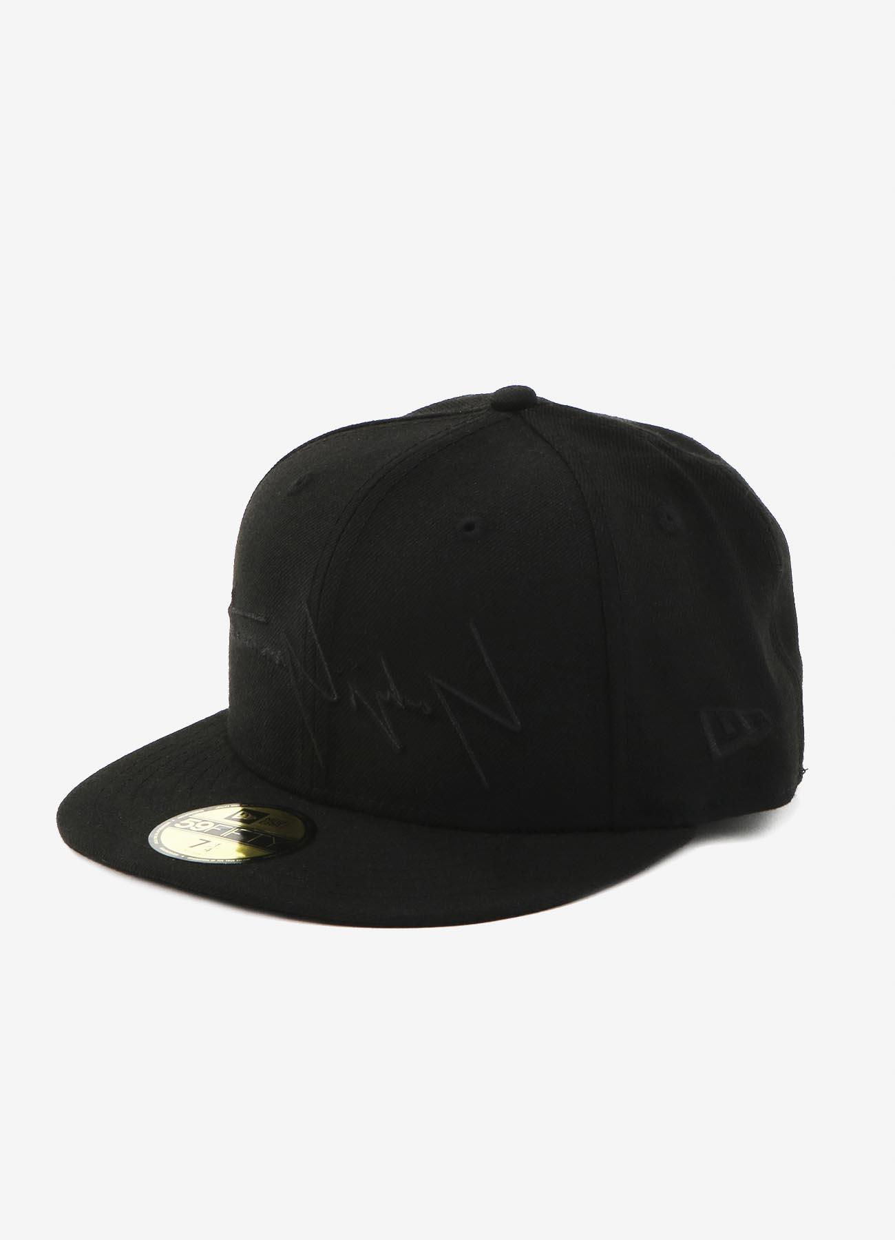 Yohji Yamamoto x NEWERA 59FIFTY YY Logo Cap