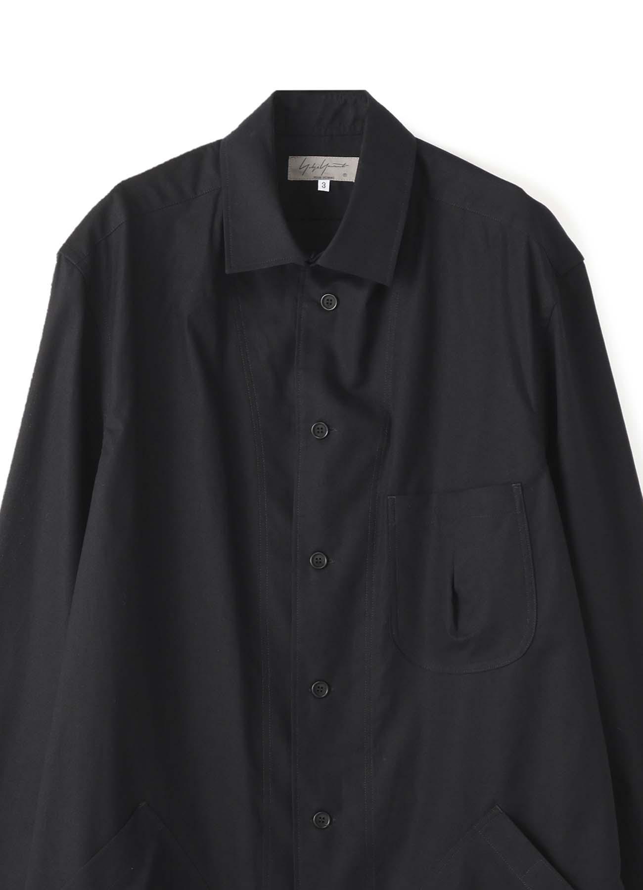 20クロス ビッグアウトポケットシャツ