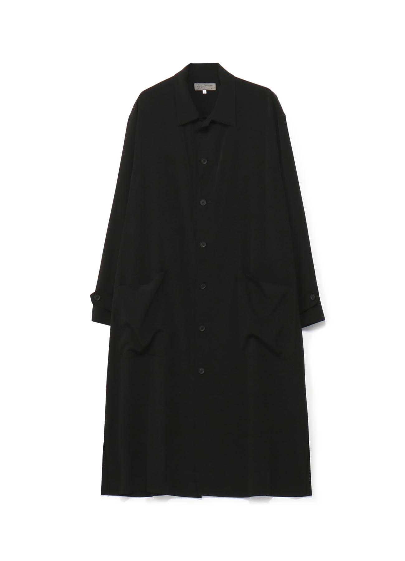 タキシード シャツカラーコート