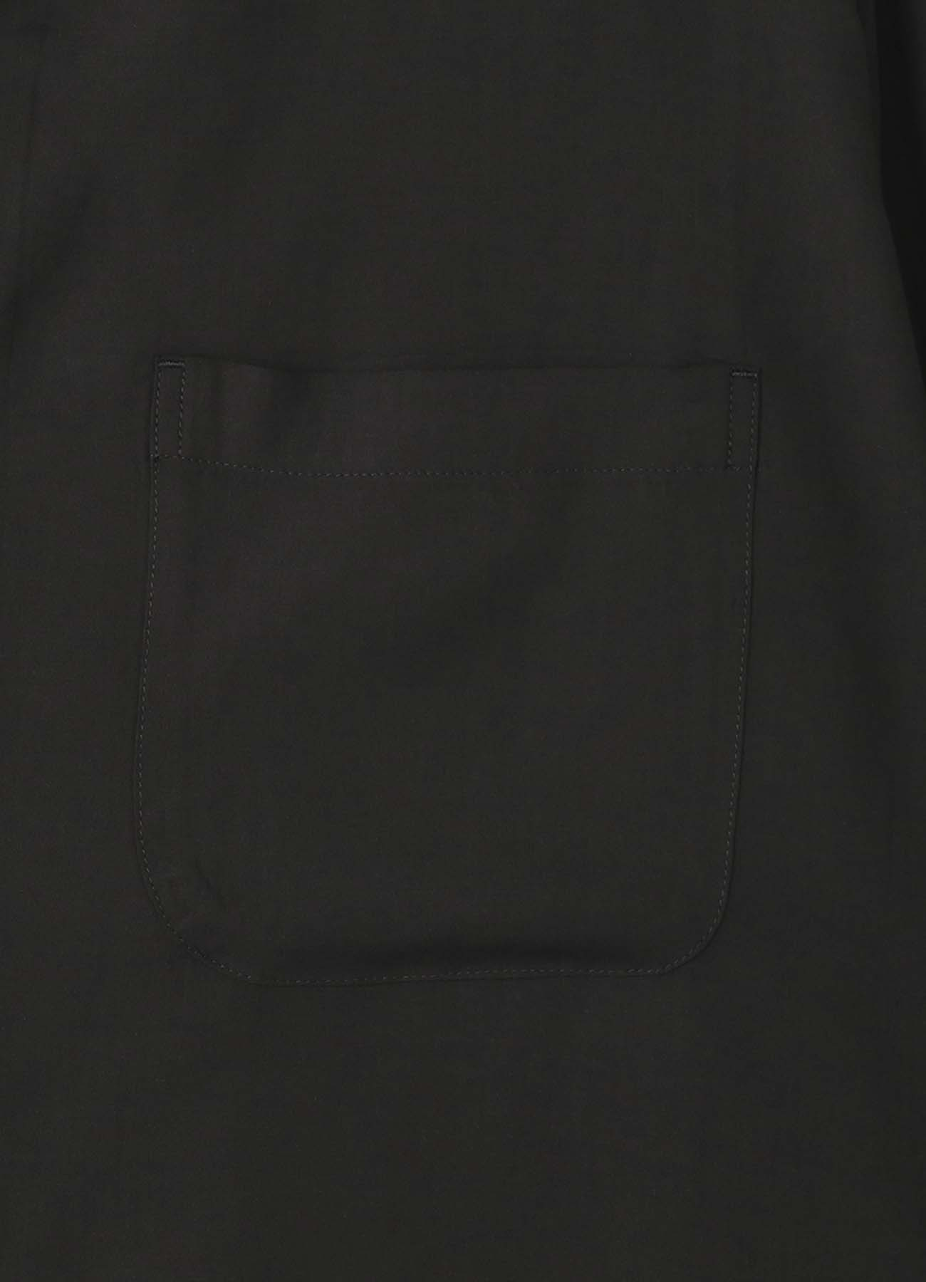 テンセルローン ノッチシャツ
