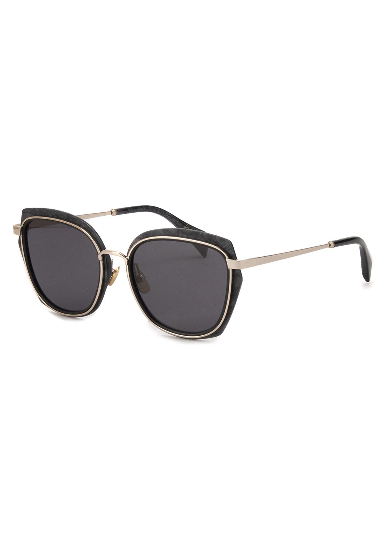 Stainless Steel Acetate YY5023 SUNGLASS