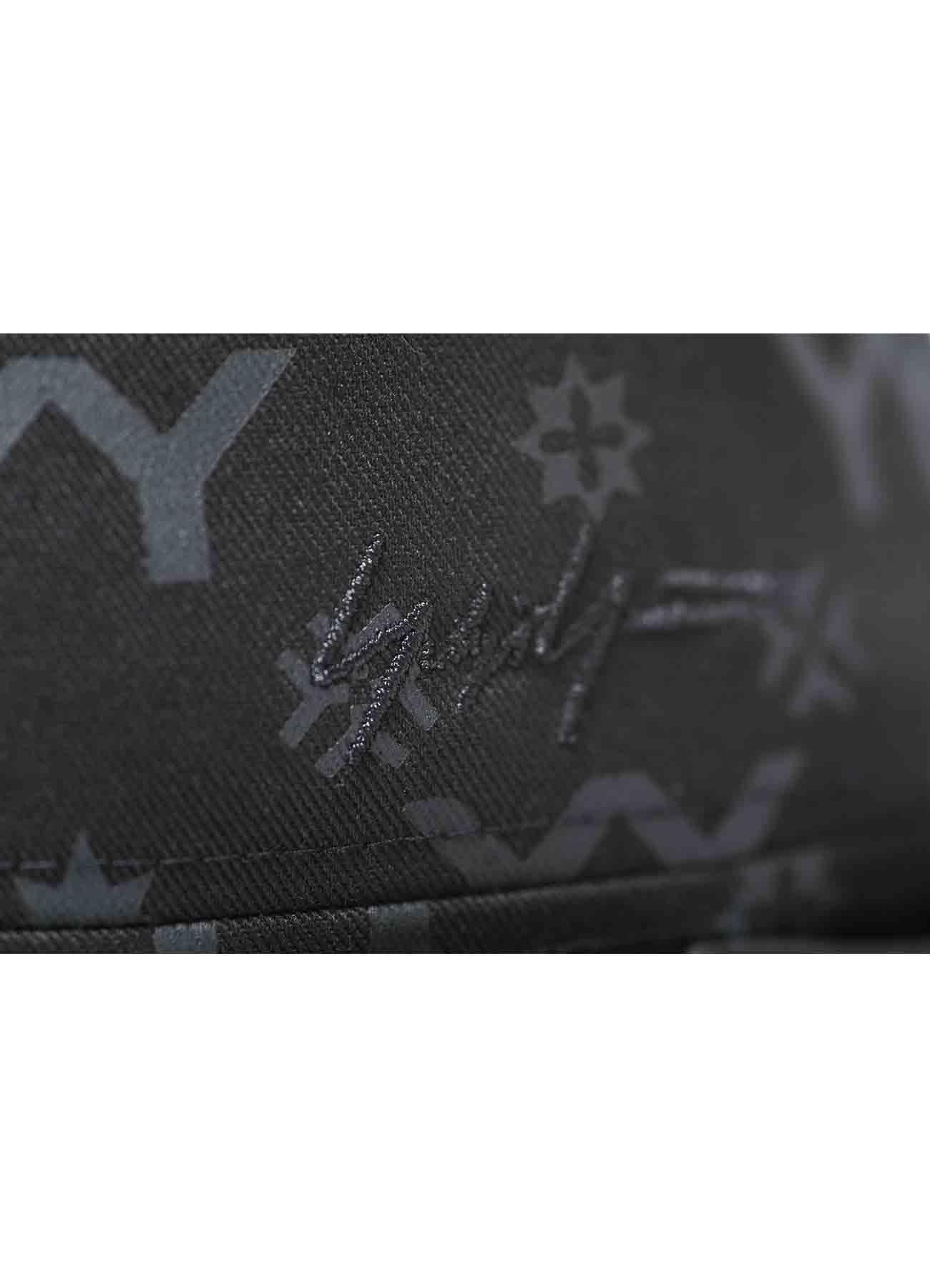 Yohji Yamamoto × New Era Adventure Monogram Print