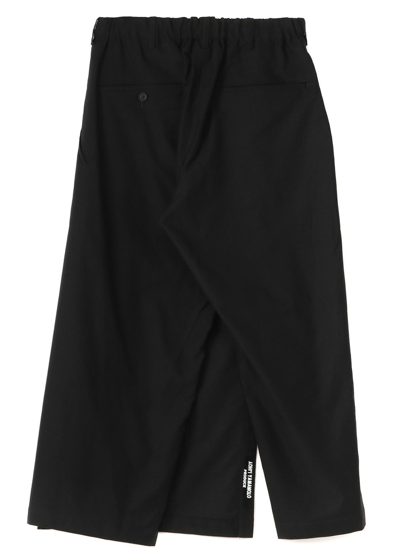 C/TWILL G-LEFT CUT WRAPPED P