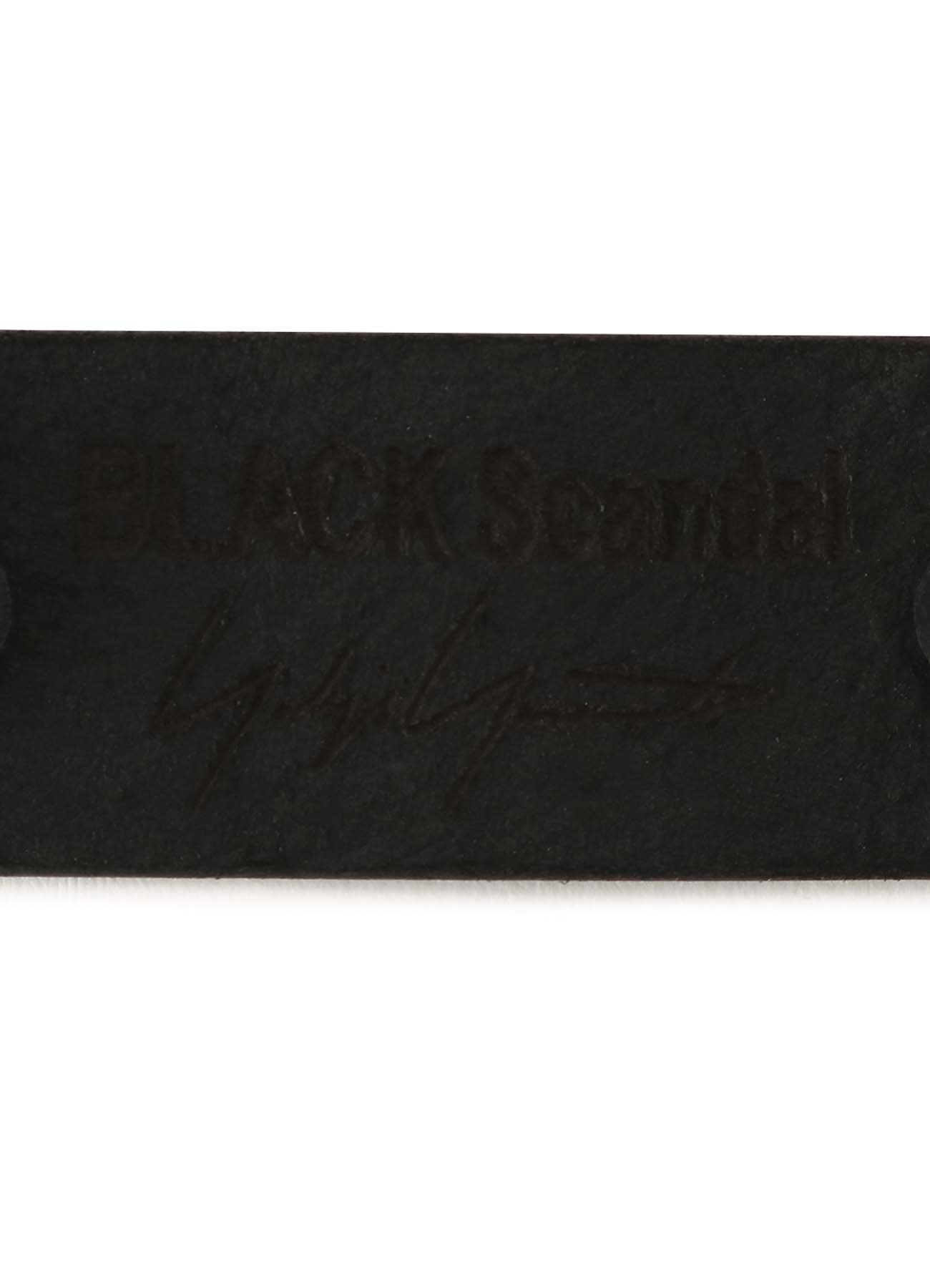 BLACK Scandal × BACKLASH マスクバンド