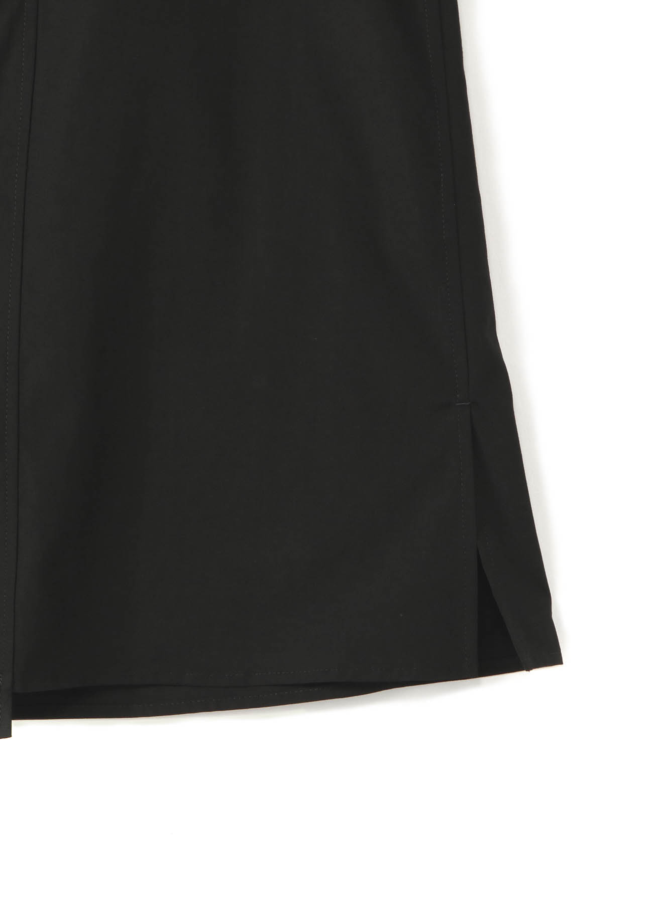 100/2 BROAD FRONT PANEL STAND BLOUSE