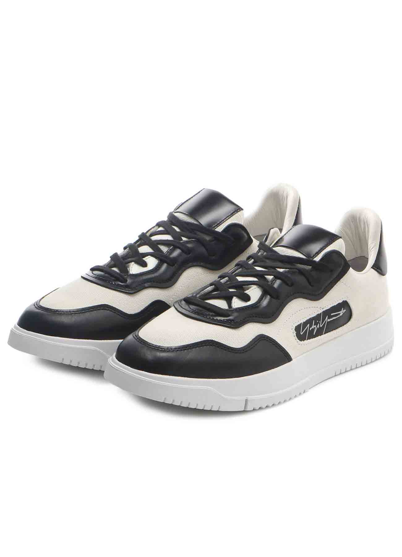 Yohji Yamamoto × adidas SC PREMIERE White
