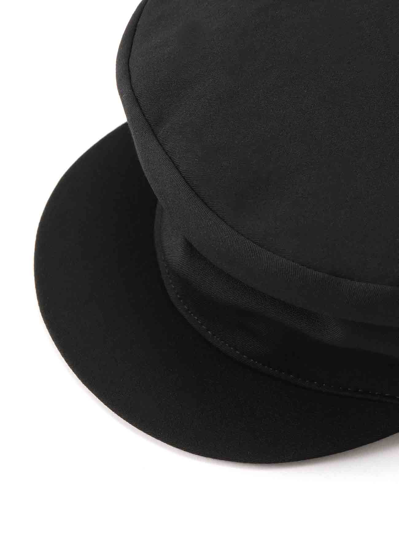 GABARDINE MILITARY CAP