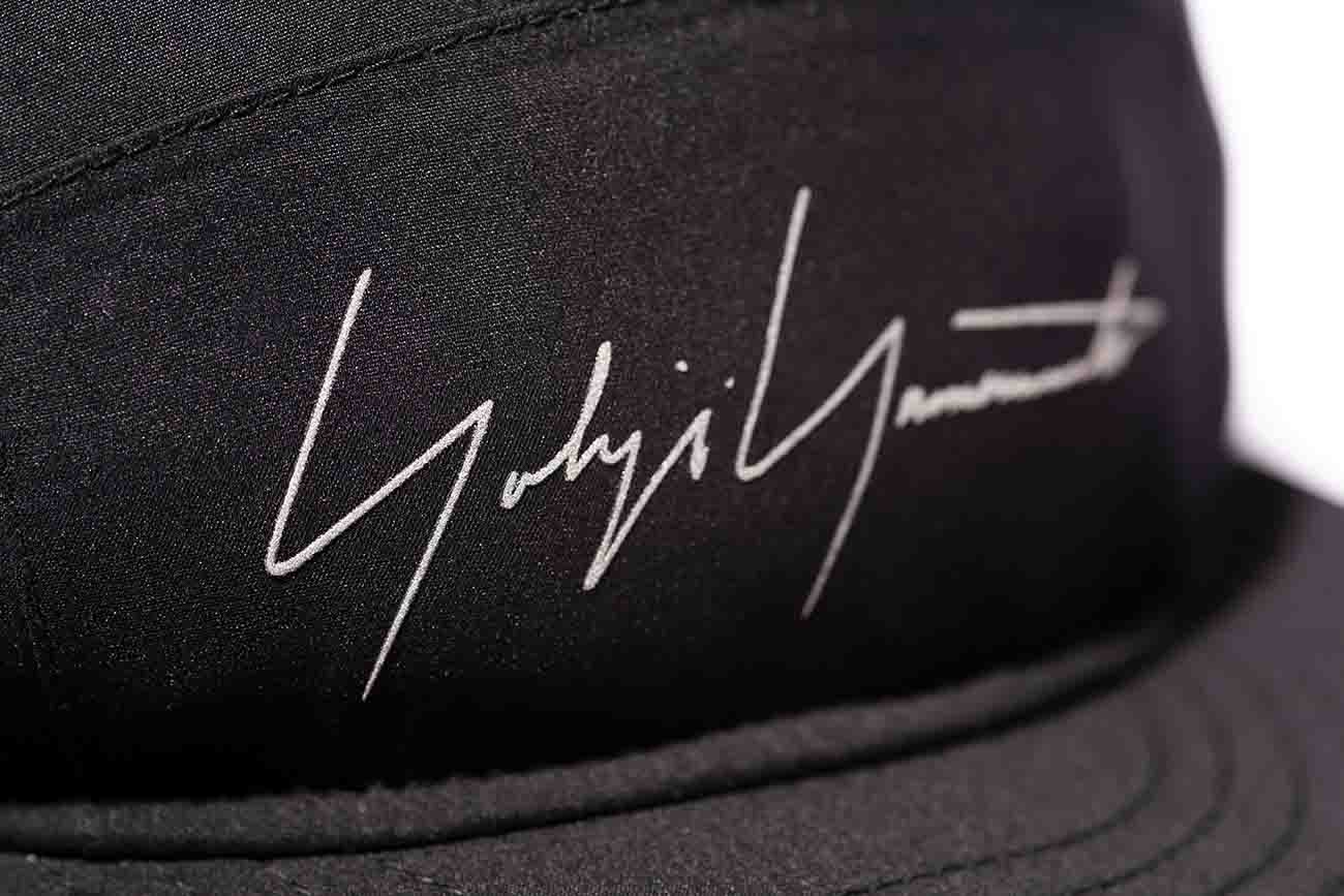 Yohji Yamamoto × New Era GORE-TEX JET CAP