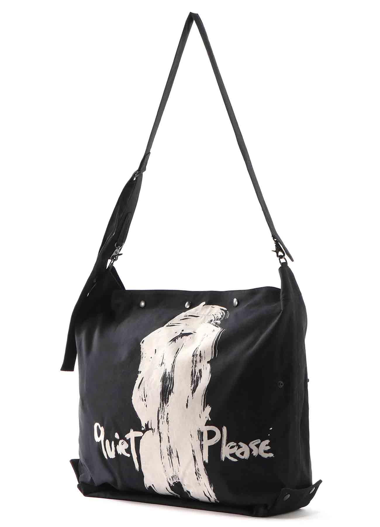 INVERTED DOT 2WAY SHOULDER BAG
