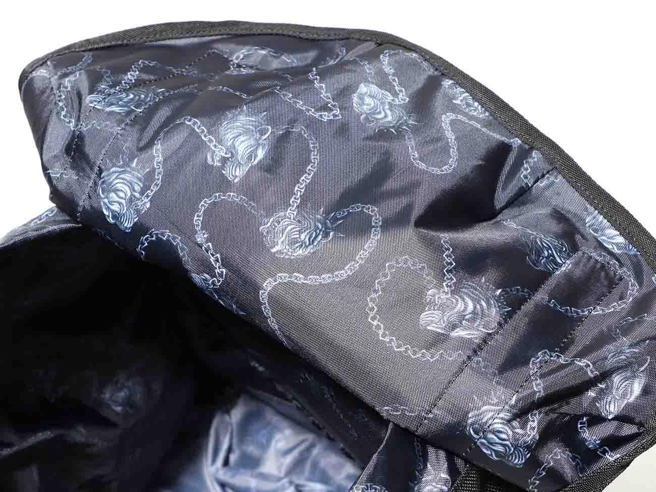 Yohji Yamamoto × New Era 1680-BKPE UTILITY 4POCKET PACK