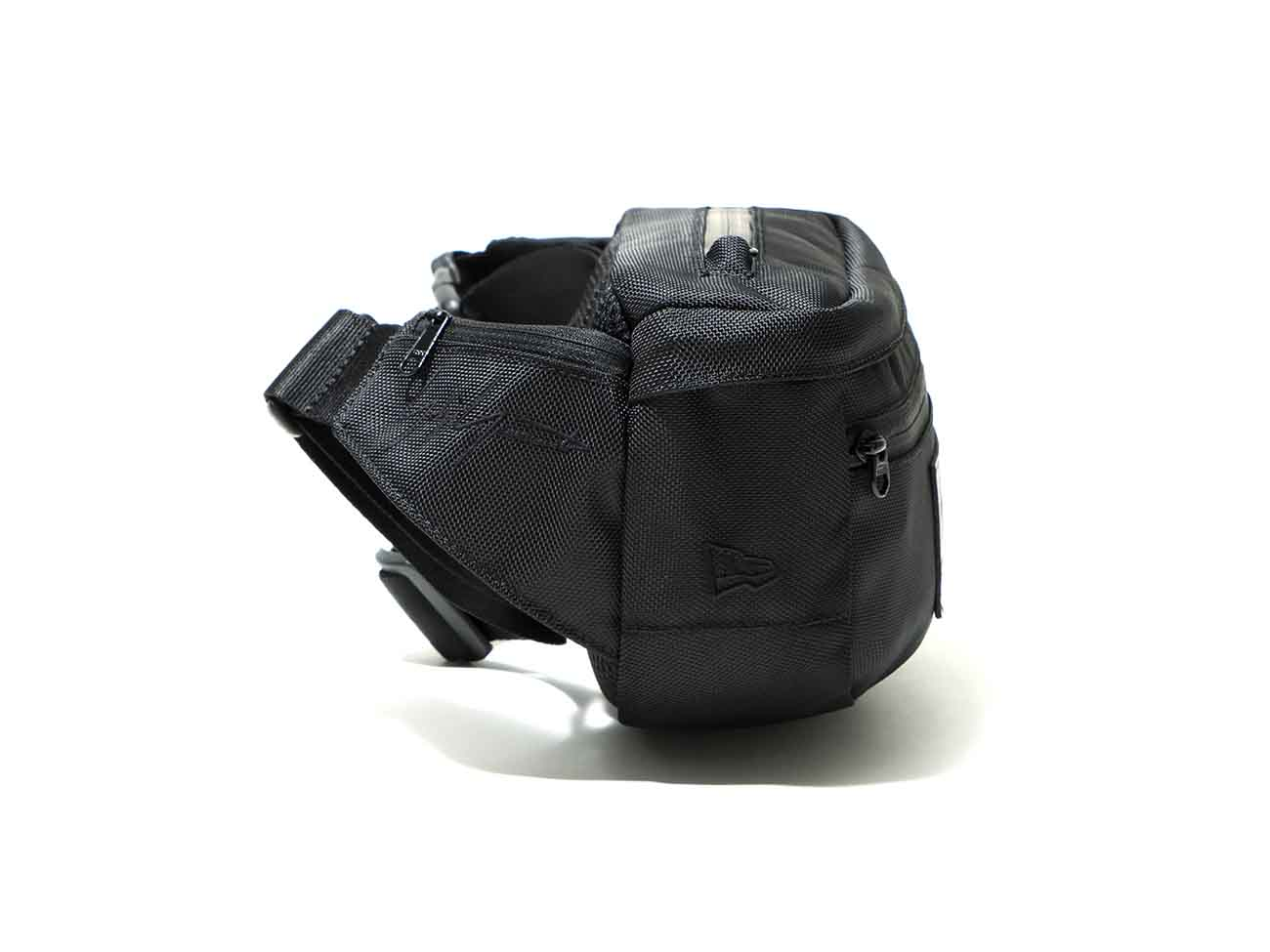 Yohji Yamamoto × New Era 1680-BKPE-B EXPLORER WAIST BAG