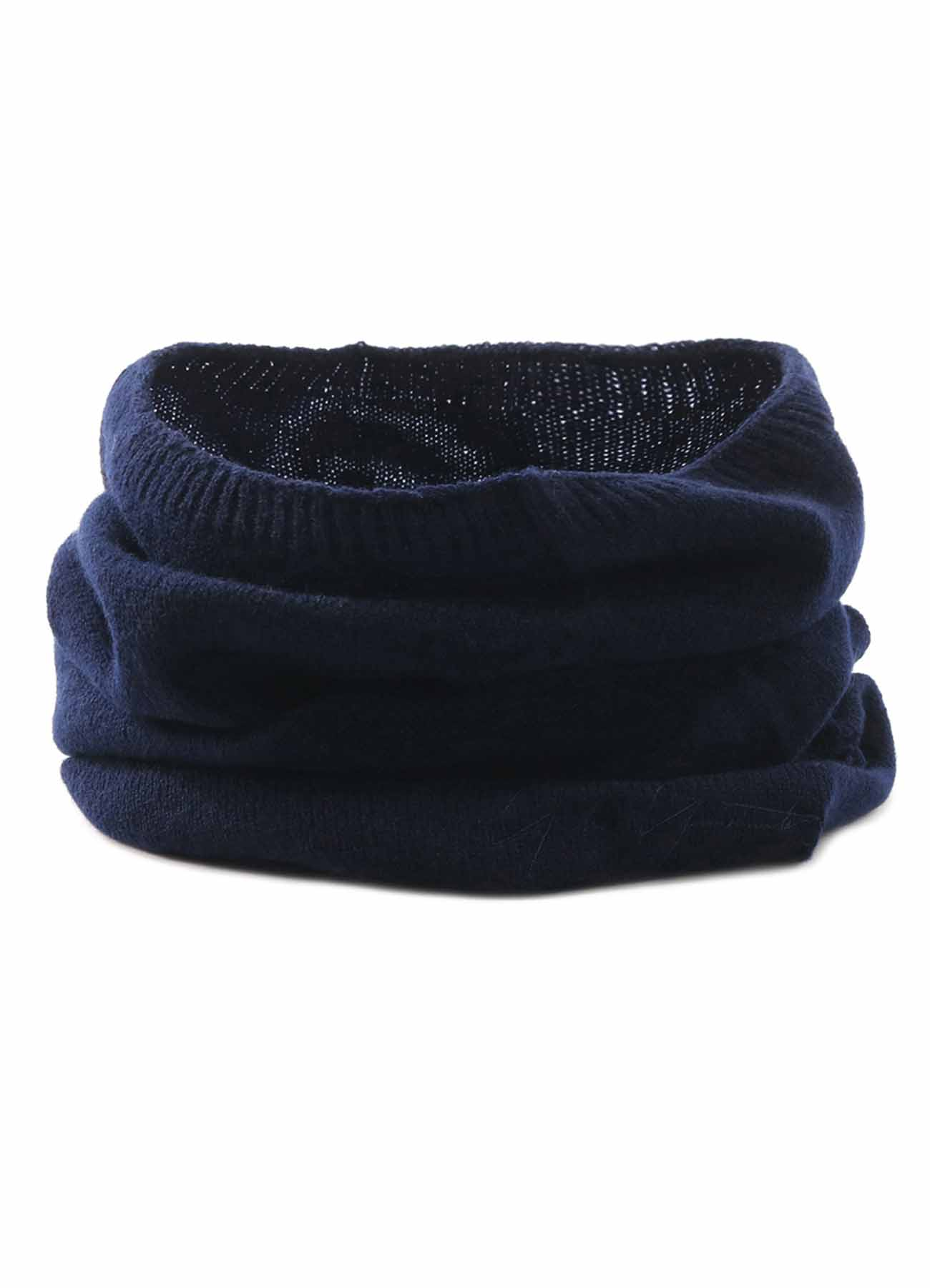 SOFT WOOL WHOLE GARMENT NECK WARMER