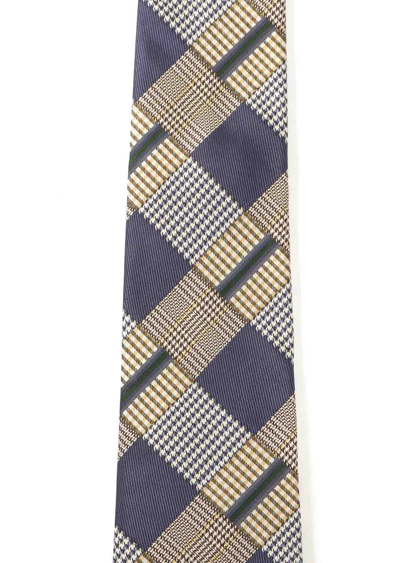COSTUME D'HOMME PLAID JQ DERBY TIE