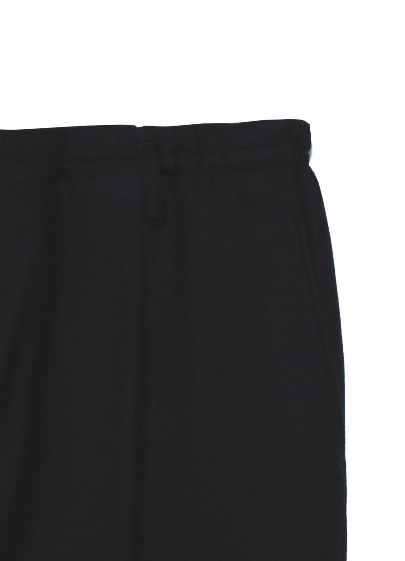 WOOL/NYLON THICK PANTS