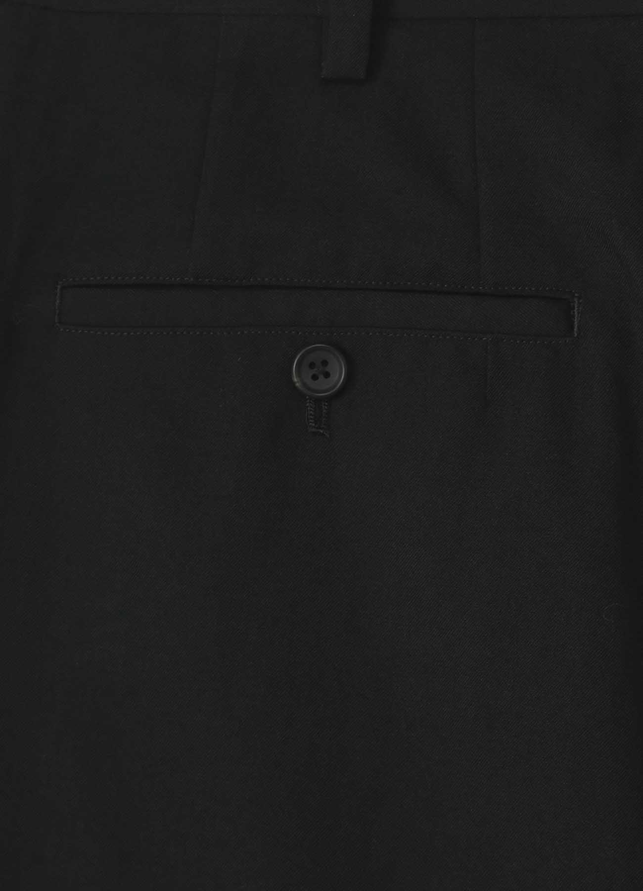 COSTUME D'HOMME SUITS GABARDINE PANTS