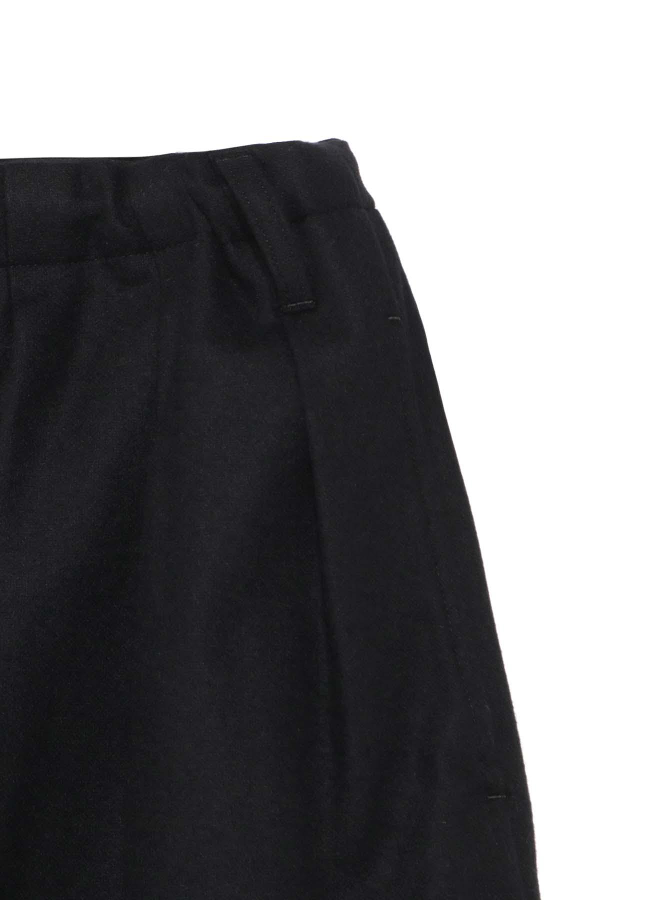 WOOL/NYLON BALLOON PANTS