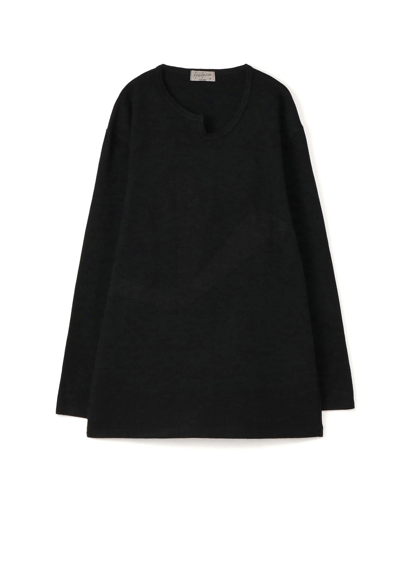 SOFT WOOL 1/14 PS Y MINI COLLAR ROUND NECK