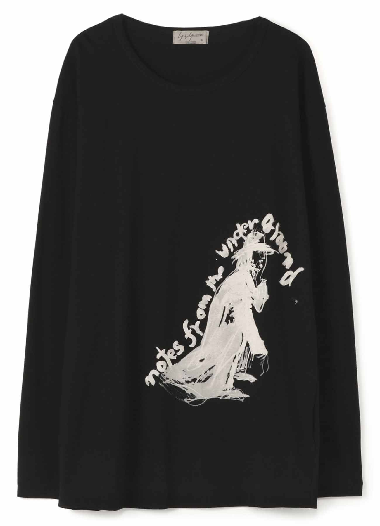ULTIMA PRESIDENT DISCHARGED DYE PRINT LONG SLEEVE