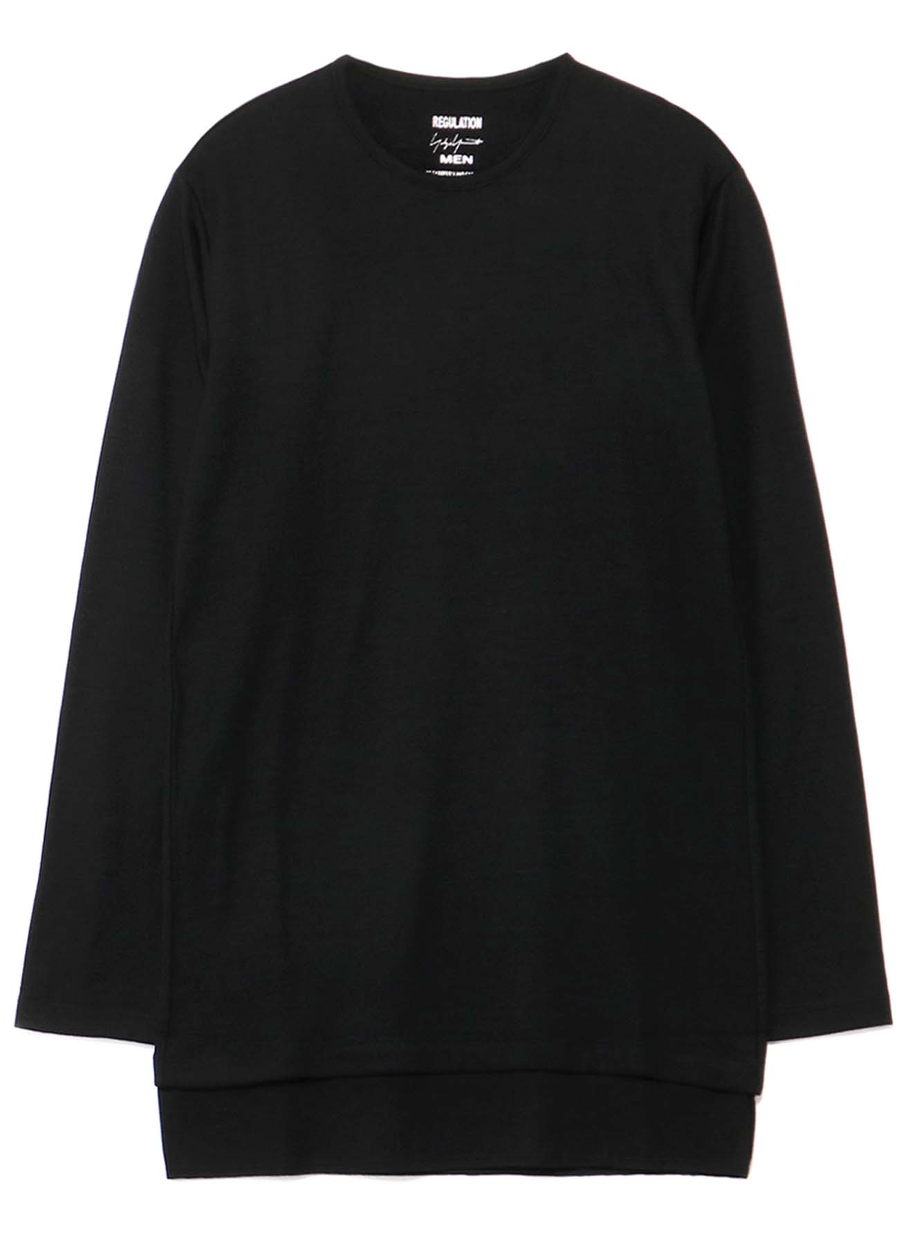 REGULATION 2/48 MILD WASHABLE  LONG SLEEVES ROUND NECK