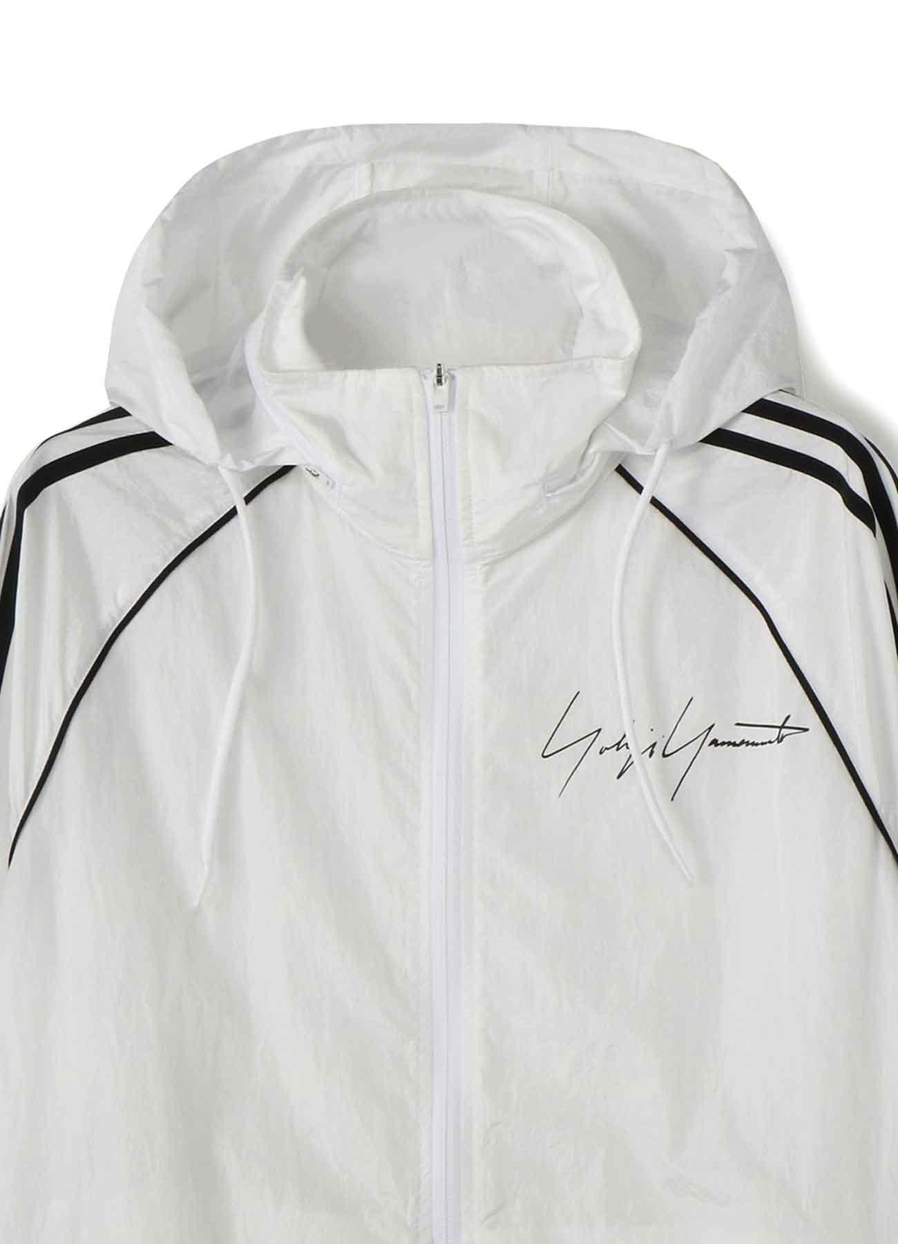 Yohji Yamamoto × adidas YY WINDBREAKER WHITE