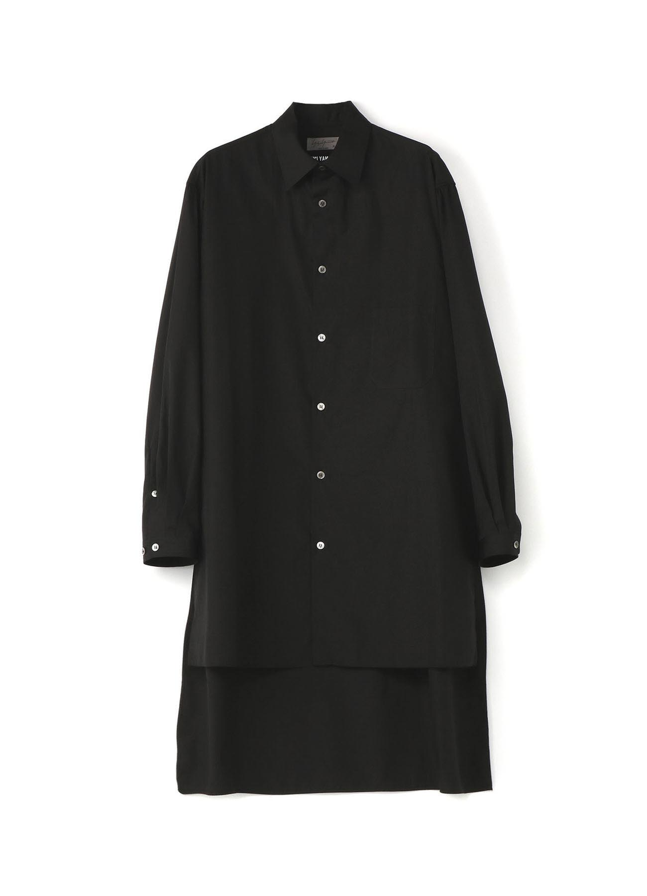 【THE SHOP限定】ブロードロングシャツ