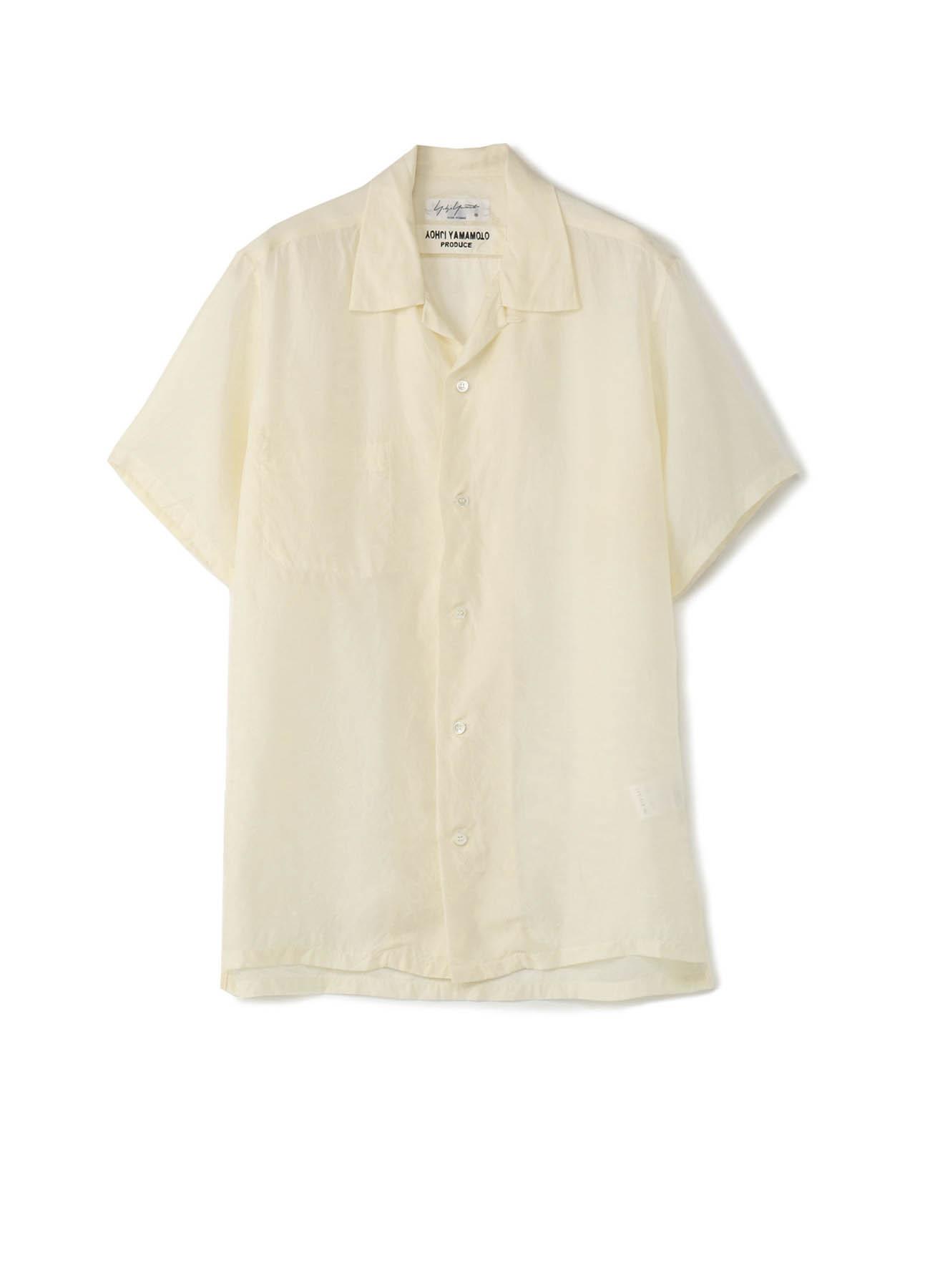 【THE SHOP限定】 キュプラシャツ