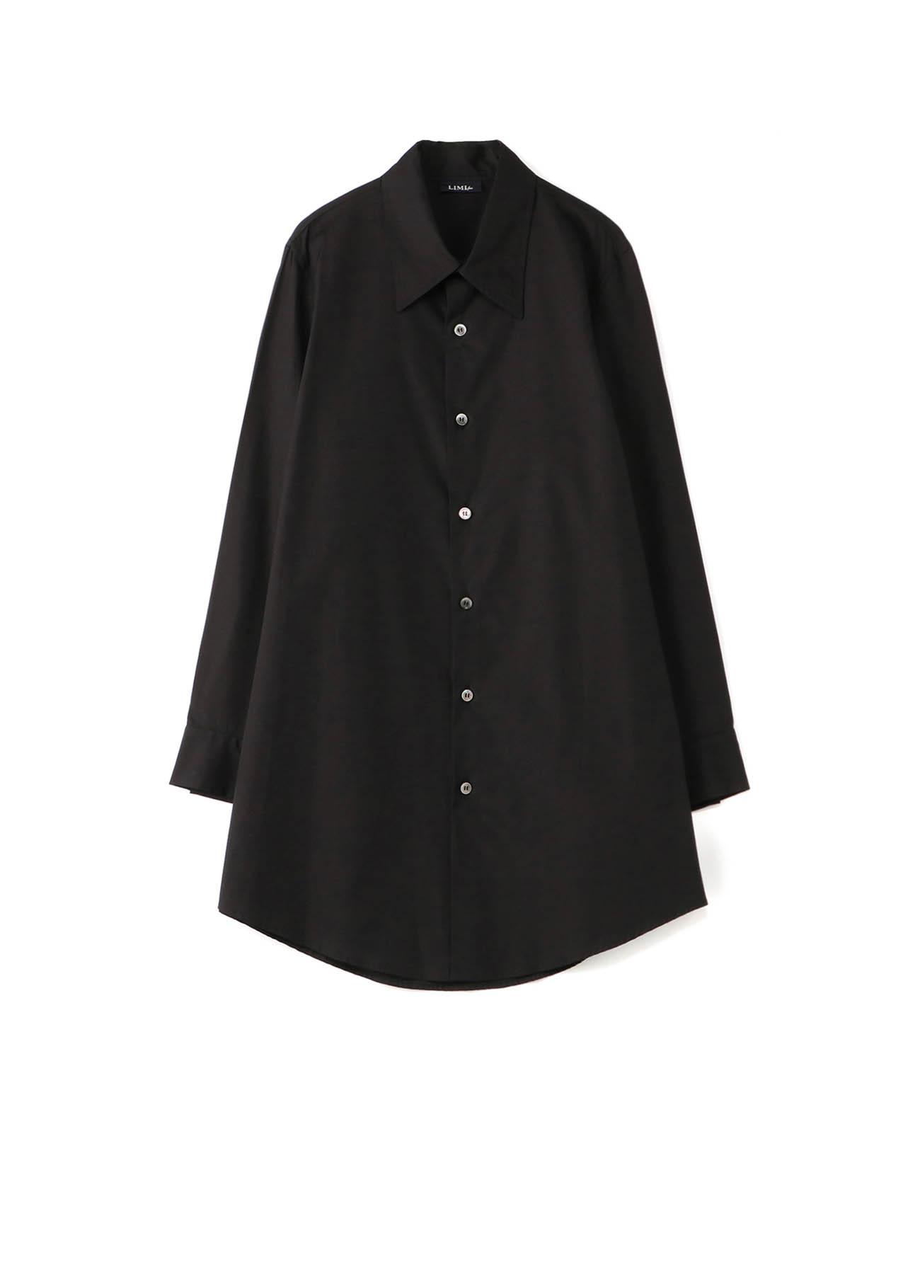 100/2细平布经典长衬衫