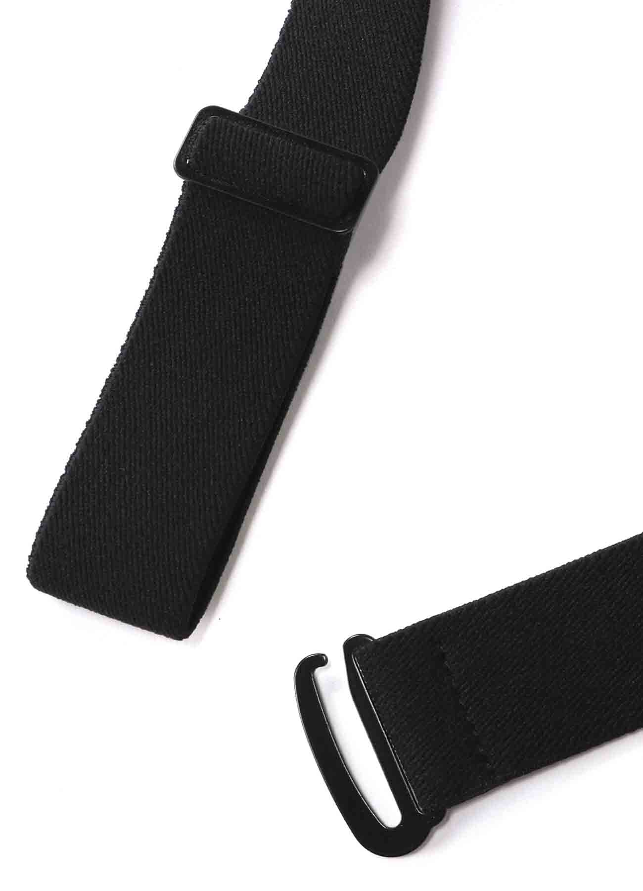 Oil Smooth Leather Buckle Belt