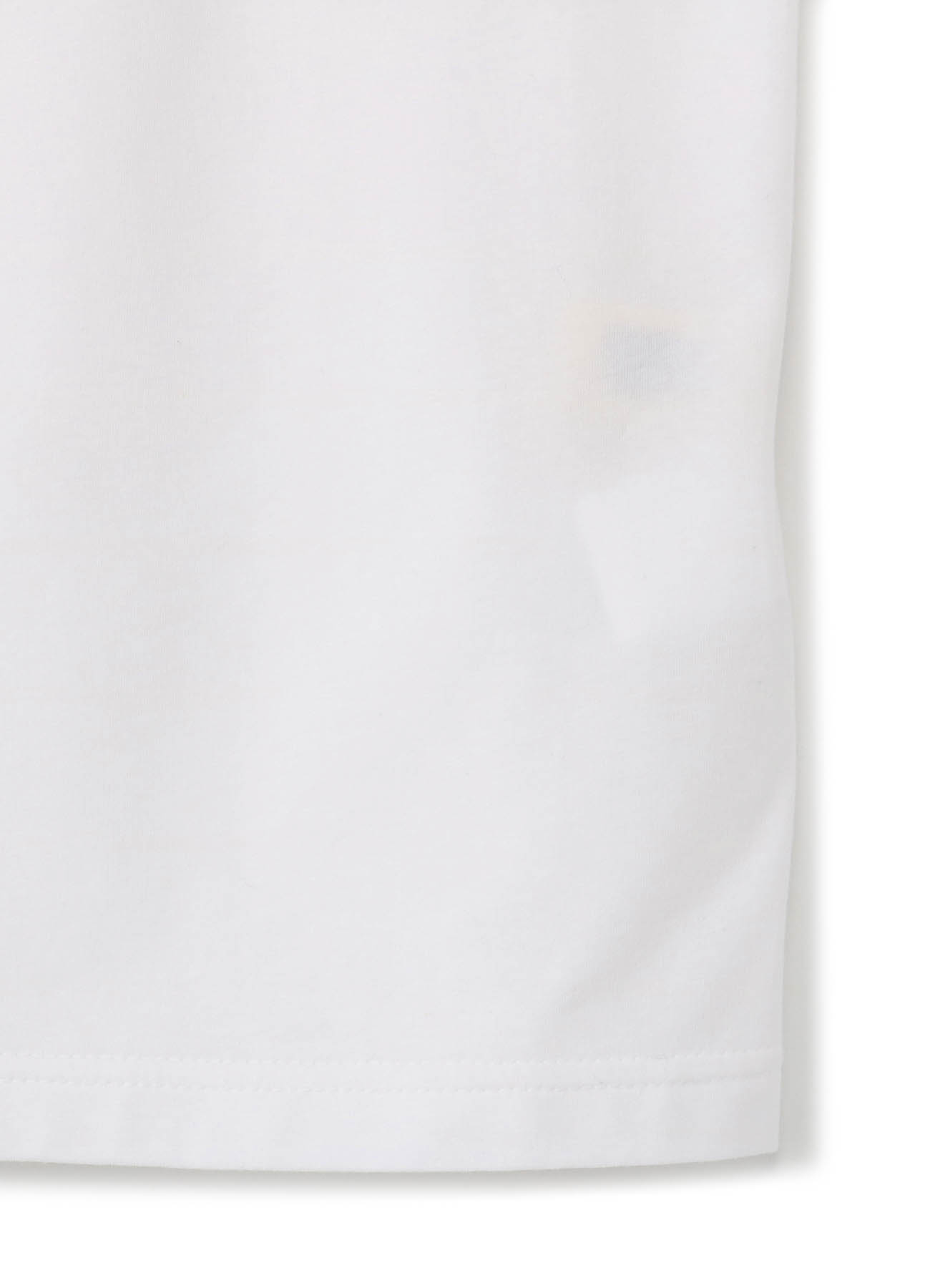 C/Pu High twisted Bare Jersey Short Sleeve T