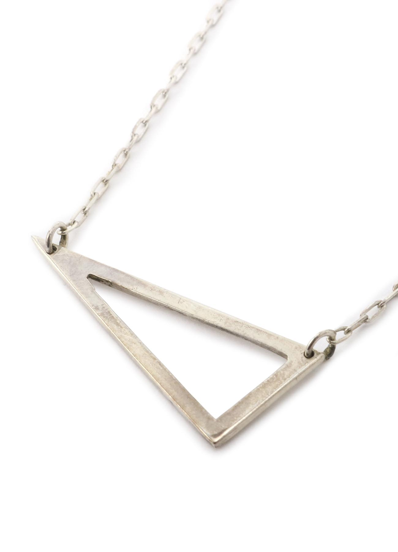 银色银项链