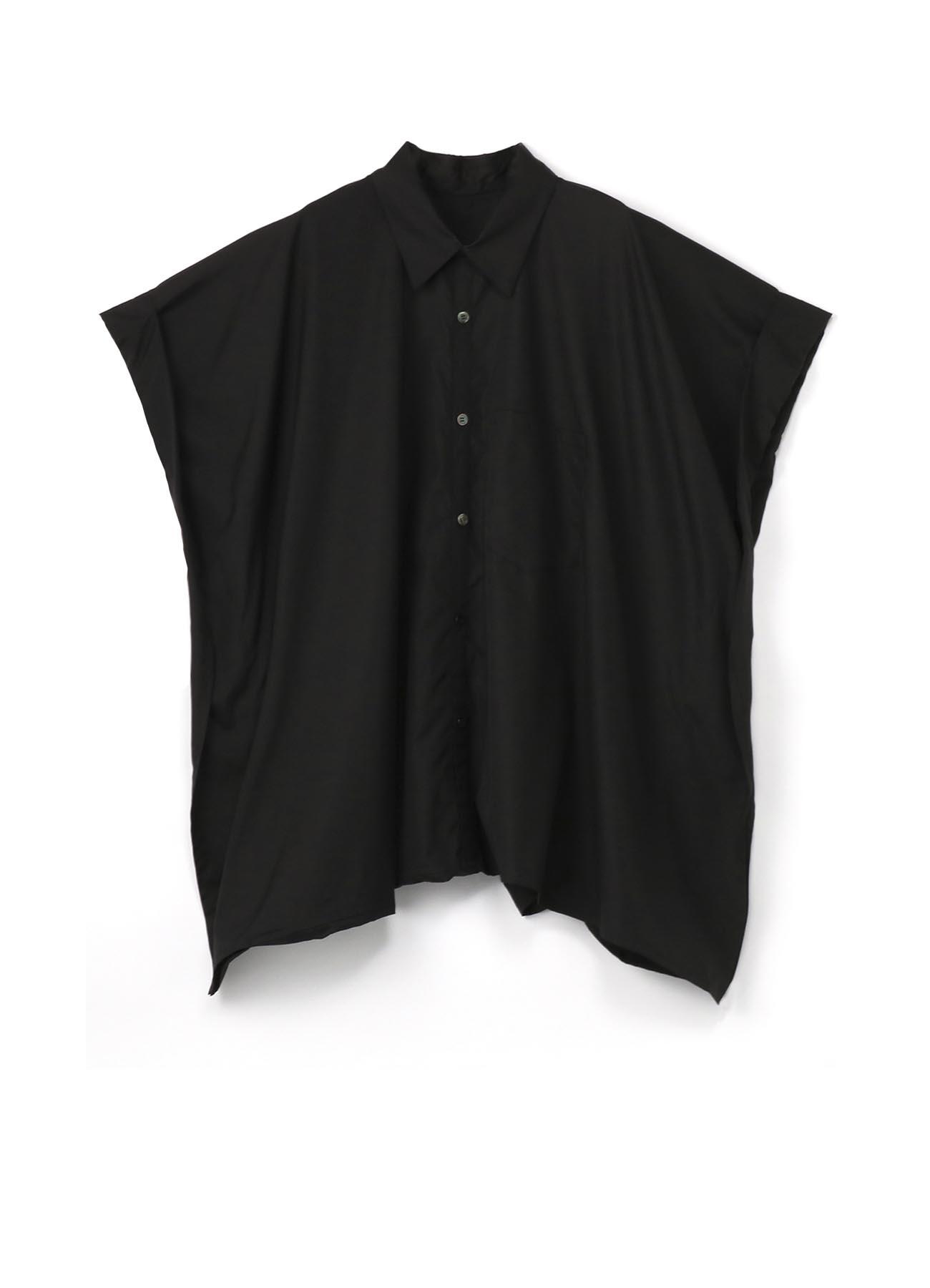 100/2 ブロードB スクエアシャツ・B