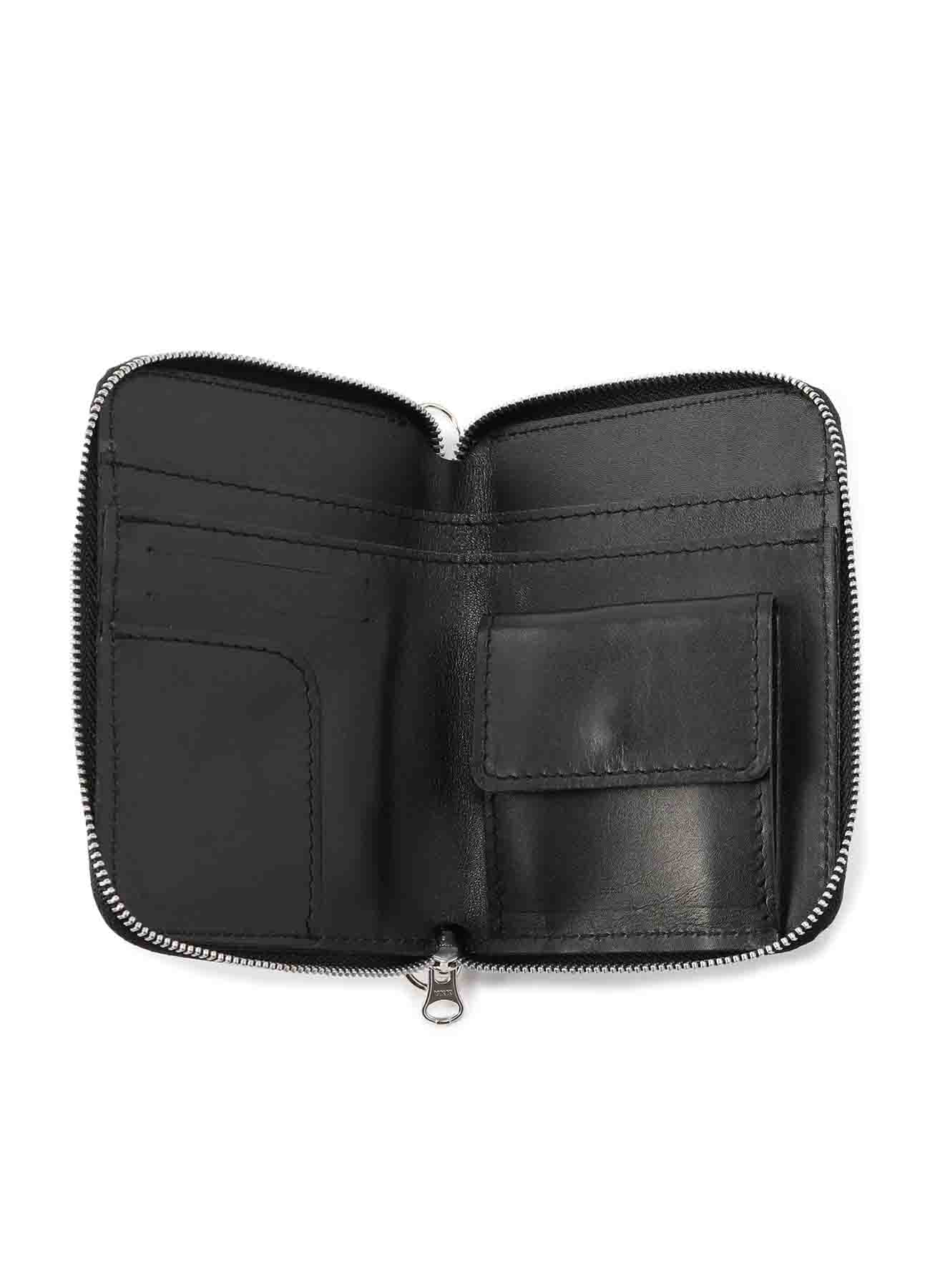 2021 Material Print Leather C Rubber Chain Wallet