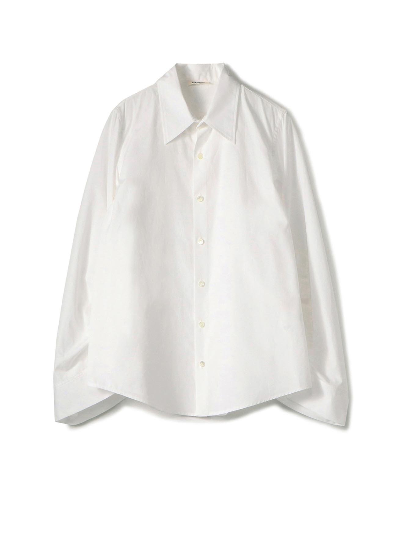 100/2 Broad B Tuck Sleeve Shirt