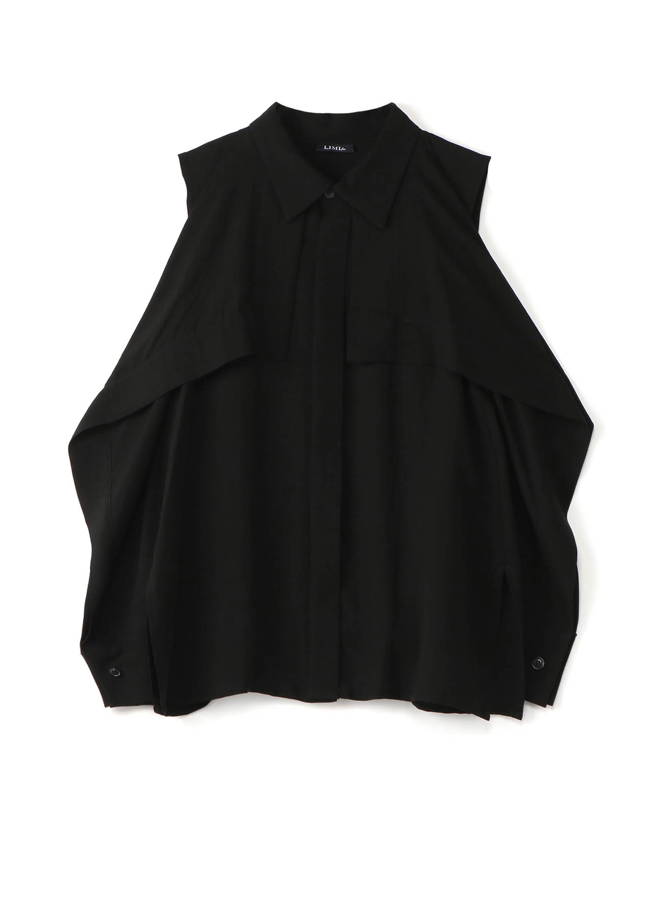 Ten/Cu Tussah Square Sleeve Shirt