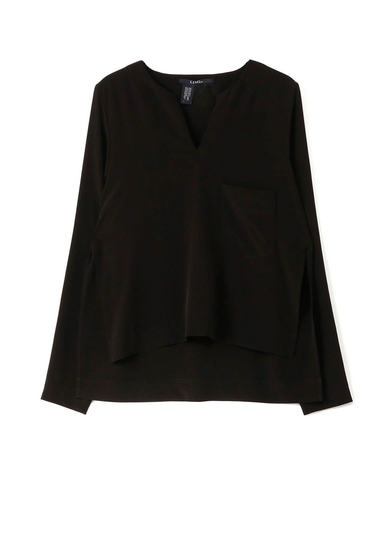 Ta/Pe Decyne No Collar Blouse