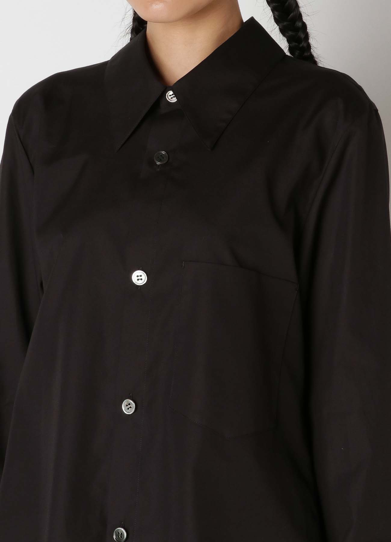 100/2 Broad B Back Slit Shirt