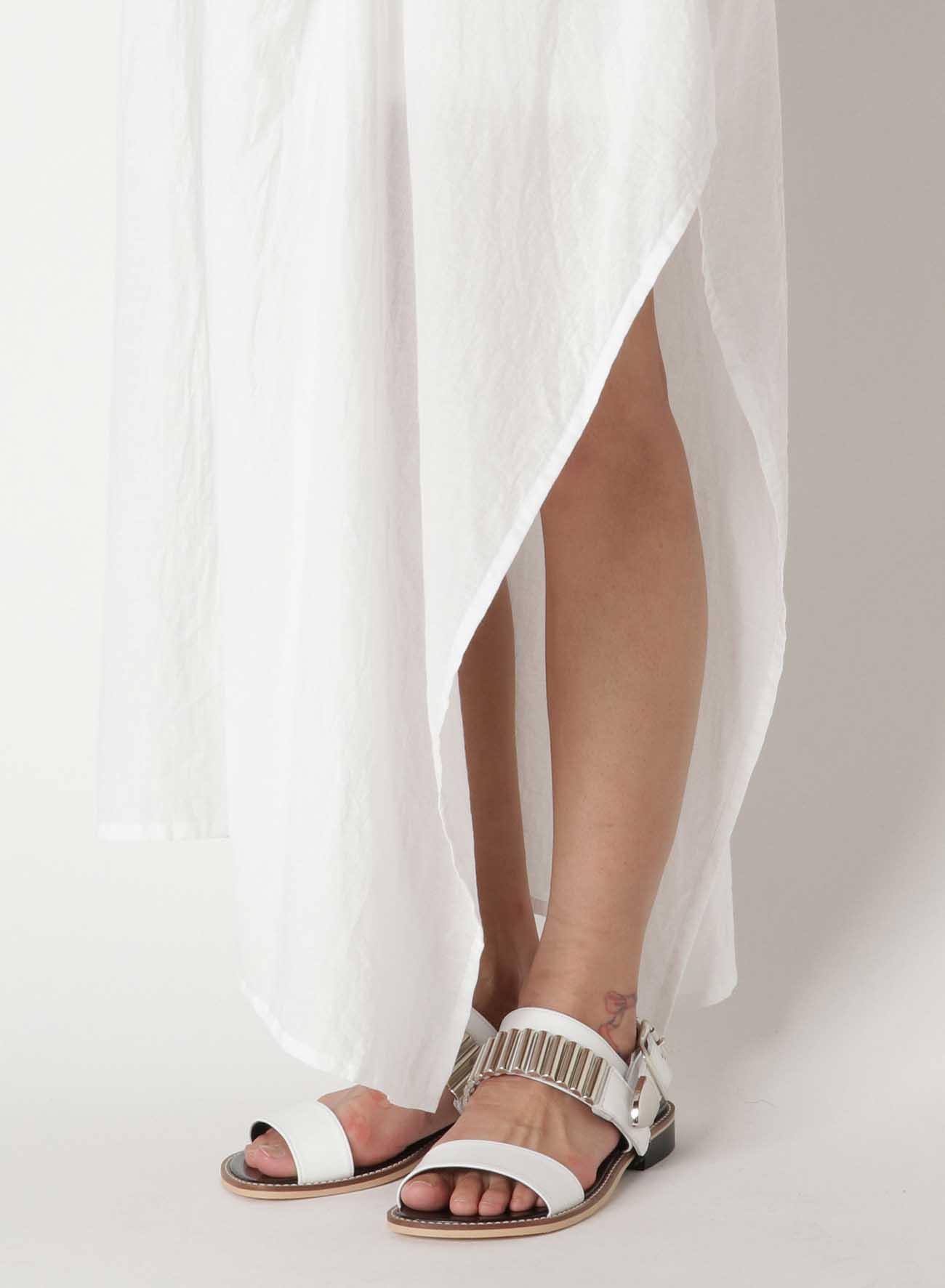 Khadi Square Design Dress