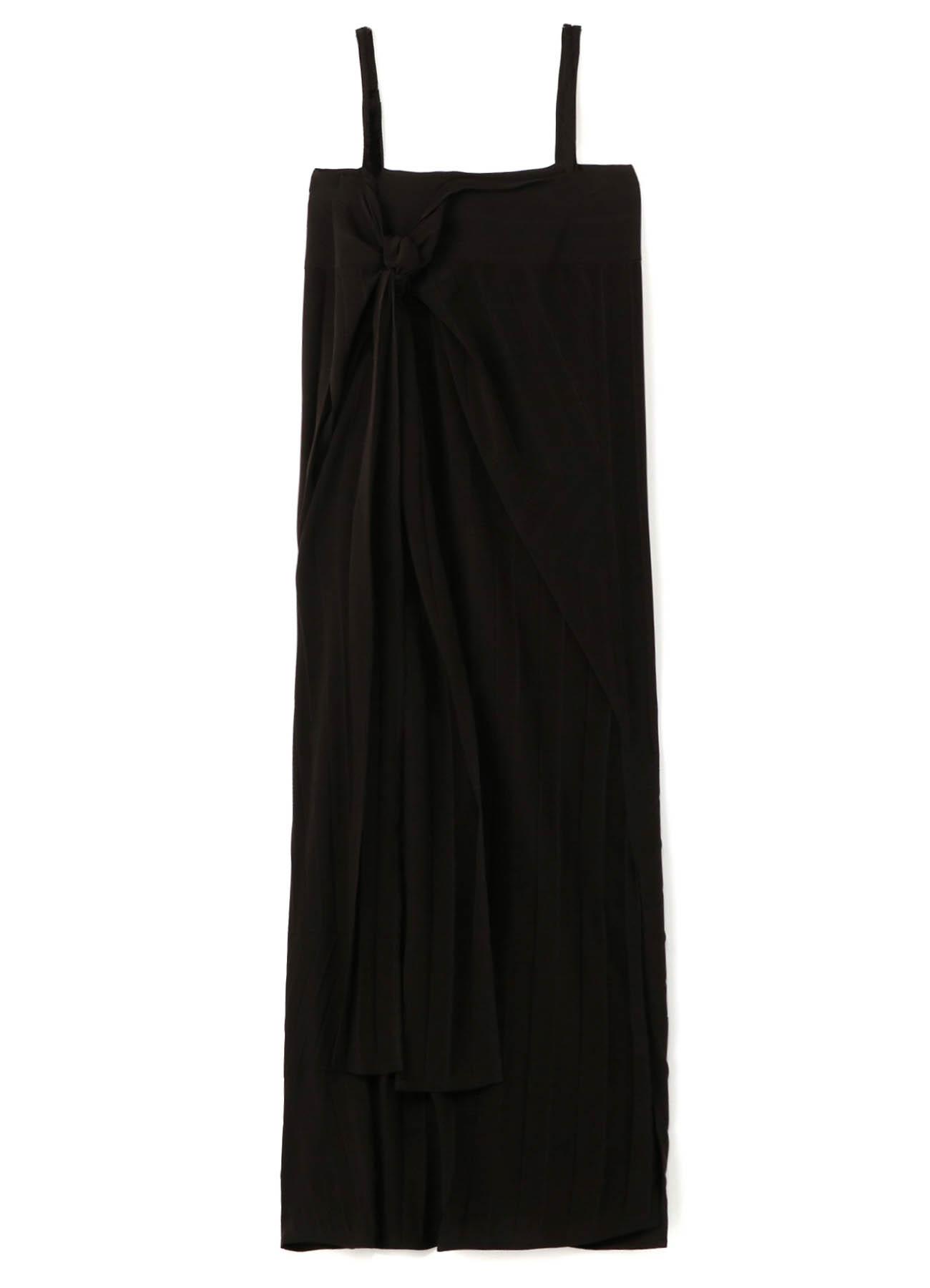 Pleats Decyne Chest Knot Cami Dress