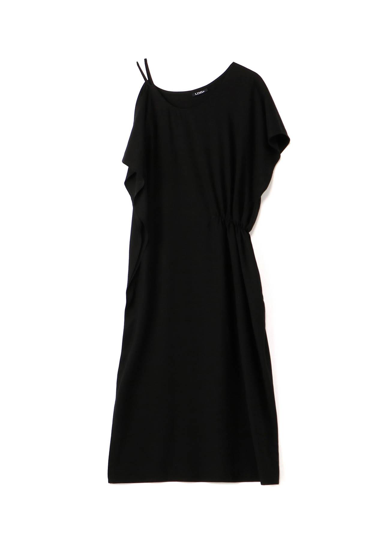 Rayon Cloth Asymme Dress
