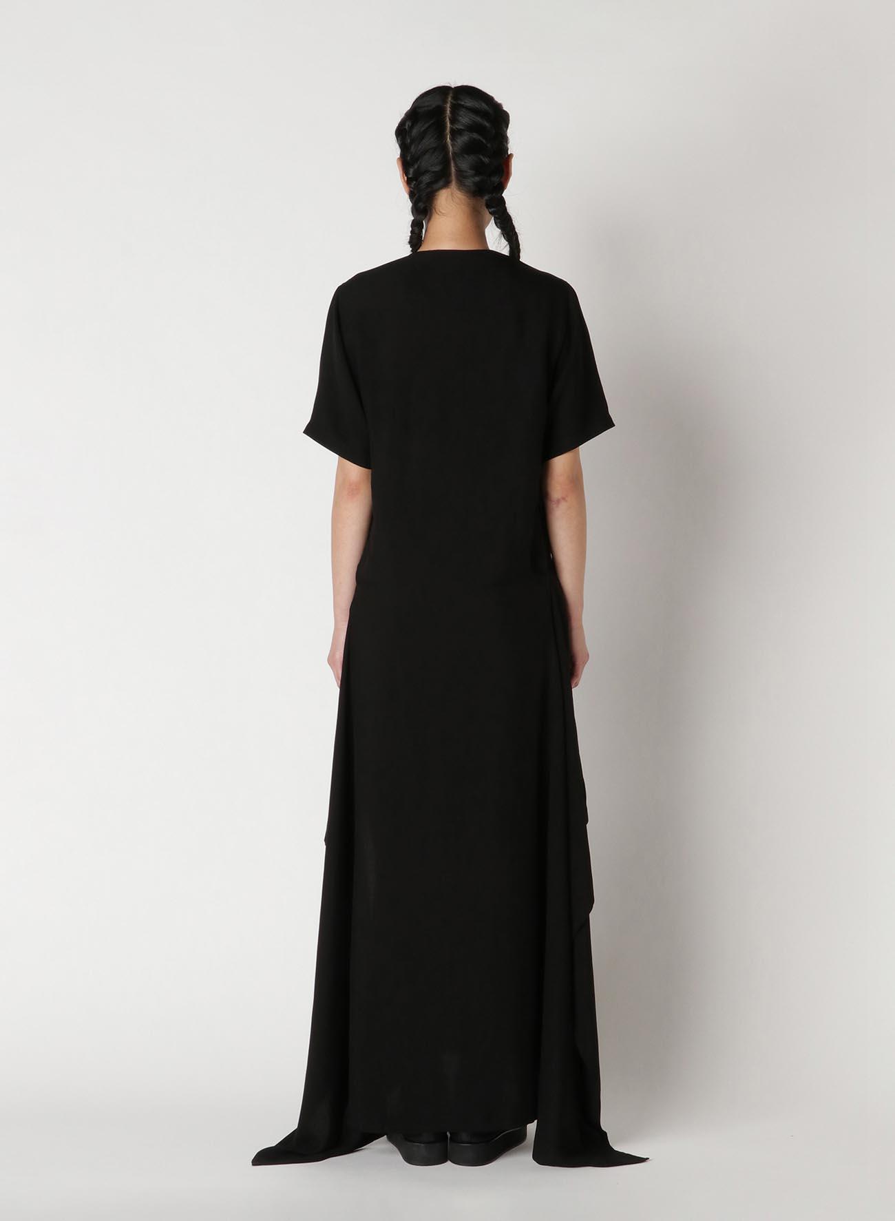 Ten/Cu Tussah Tailored Dress A