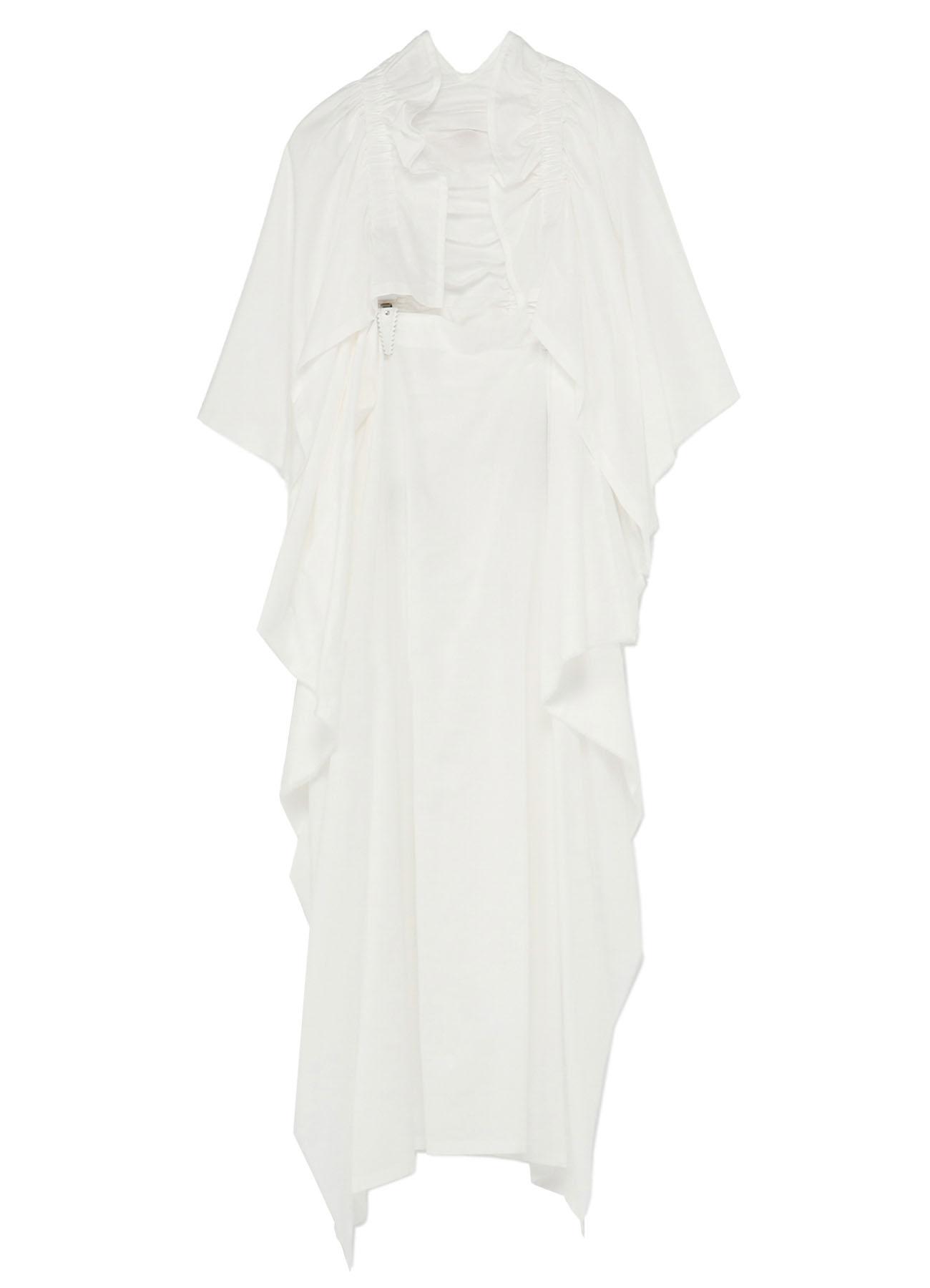 Cambrick Gather Design Dress B